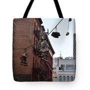 Shoes In The Sky Tote Bag
