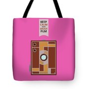 Shoot Film Tote Bag