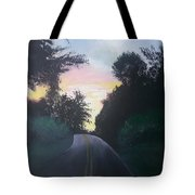Shootin Creek Sunrise Tote Bag