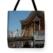 Shooting Gallery Tote Bag