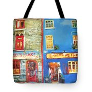 Shopfronts Galway Tote Bag