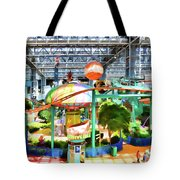 Shoppers Paradise  Tote Bag