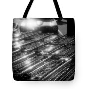 Shopping Carts  Tote Bag