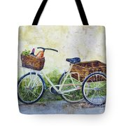 Shopping Day In Lucca Italy Tote Bag
