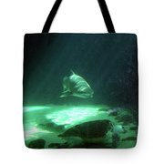 Shopping For Dinner Tote Bag