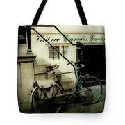 Shopping In Amsterdam Tote Bag