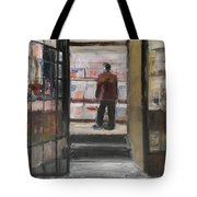 Shopping Solo Tote Bag