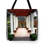 Shore Acres State Park 1 Tote Bag