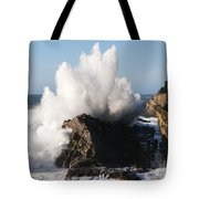 Shore Acres Waves 1 Tote Bag