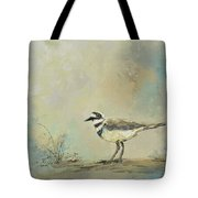Shore Bird 2945 Tote Bag