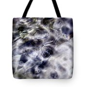 Shore Bubbles  Tote Bag