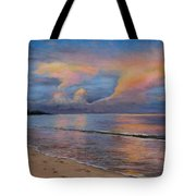 Shore Of Solitude Tote Bag
