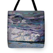 Shore To Shore Showers Tote Bag