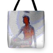 Shorebird Resting Tote Bag