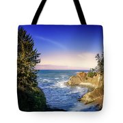 Shores Acres Cove Tote Bag