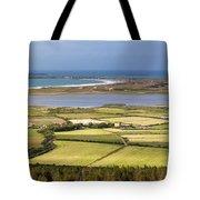 Shores Of Fahamore Ireland Tote Bag
