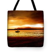 Shores Of The Soul Tote Bag