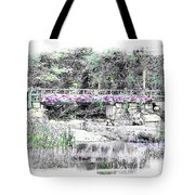 Shorey Park Bridge II Tote Bag