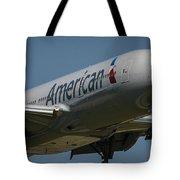 Short Final Runway 17-r Tote Bag