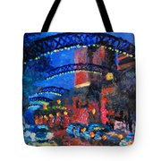 Short North Tote Bag