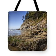 Short Sands Rocks Tote Bag