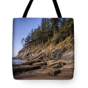 Short Sands Waterfall Tote Bag