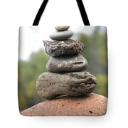Short Stack Tote Bag
