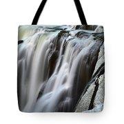 Shoshone Falls Close Up Tote Bag