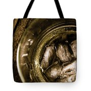 Shot Of Whisky On The Rocks Tote Bag