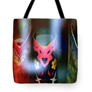 Show Boots Tote Bag