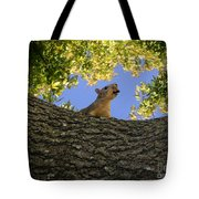 Show But Not Tell Tote Bag
