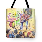 Show In Yaounde Tote Bag