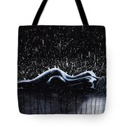 Show Me How To Live Tote Bag