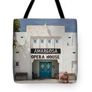 Show Tonight Amargosa Opera House Tote Bag