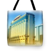 Showboat Casino - Atlantic City Tote Bag