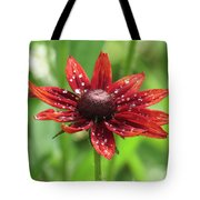 Shower Flower Tote Bag