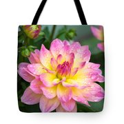 Showered Beauty Tote Bag