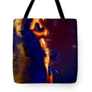 Showered By Mars Virility Tote Bag