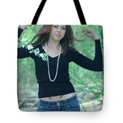 Showing The Muscles  Tote Bag