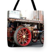 Showmans Engine Tote Bag