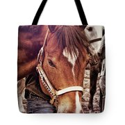 Showmanship Tote Bag