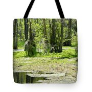 Shreks Swamp Tote Bag