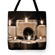 Shrine To No One Tote Bag