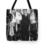 Shriner James Rolph Tote Bag