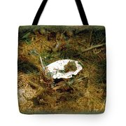 Shroom Solitaire  Tote Bag