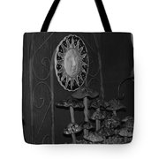 Shrooms And Sun Tote Bag