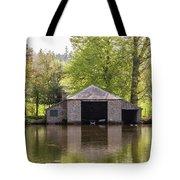 Shropshire Boathouse Tote Bag