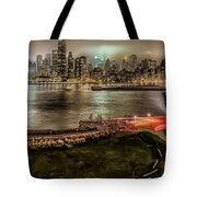 Shrouded City 5255 Tote Bag