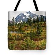 Shuksan Autumn Tote Bag