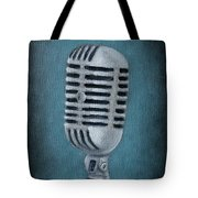 Shure Thing Tote Bag